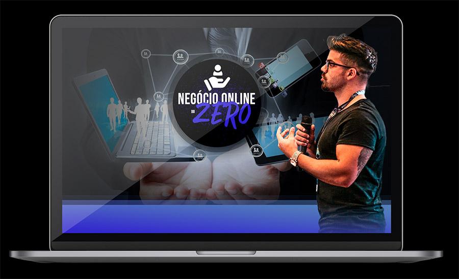 o que tem no negocio online do zero - Negócio Online do Zero Nikolas Sasso Funciona Mesmo?